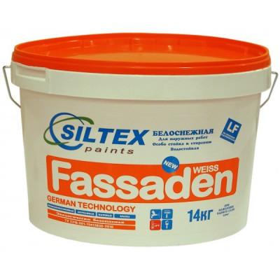Фасадная краска FassadenWeiss (SILTEX профи)