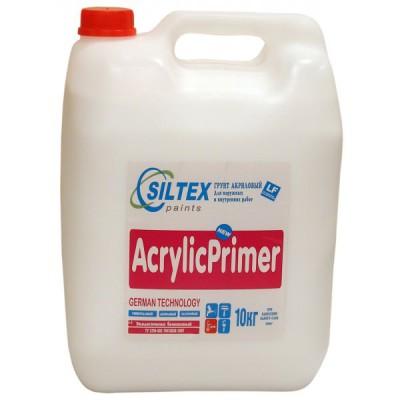 Грунт акриловый AcrilicPrimer (SILTEX профи)