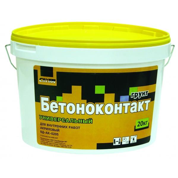 Бетоноконтакт цвет зеленый мастика тиоколовая кб - 0, 5
